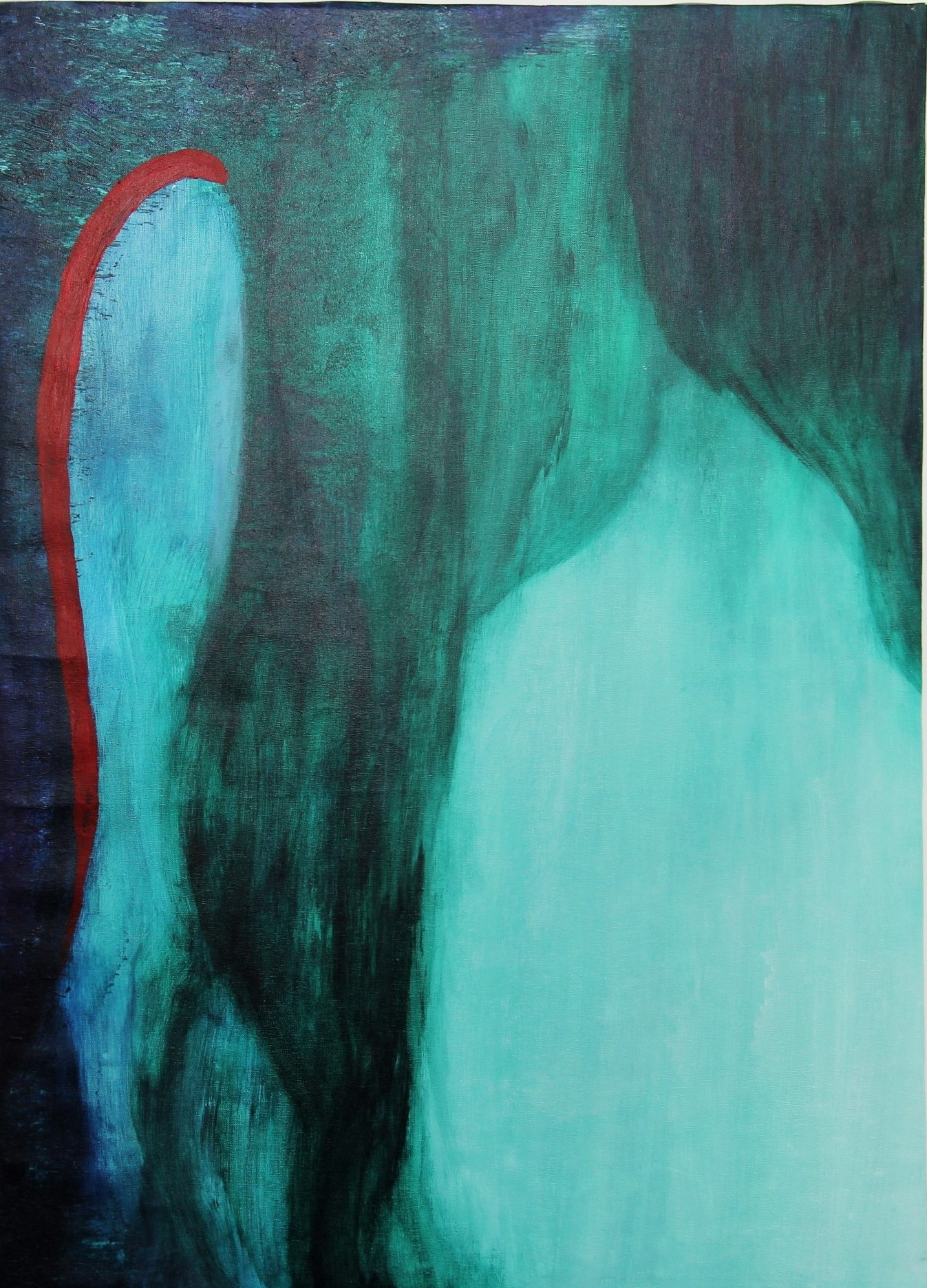 Kerstin Carolin Beyer, Painting, Kunst, Acrilic, colors, Malerei, Women, painting, Acrilic,