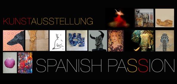 Kerstin Carolin Beyer, art, arte, Spanish Passion, exhibition, exposicion, Zürich, Painting, collage, Peyer Fine Art Gallery,